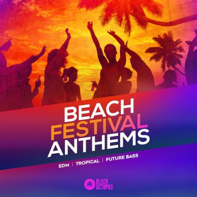 Black Octopus Sound - Beach Festival Anthems (MIDI, WAV, SERUM, MASSIVE)