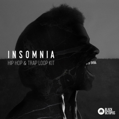 Black Octopus Sound - Insomnia - Hip Hop & Trap Loop Kit (MIDI, WAV)
