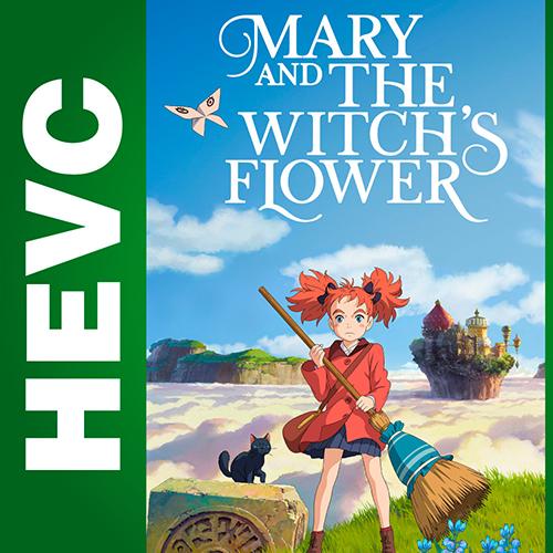 Мэри и ведьмин цветок / Mary to Majo no Hana (2017) BDRip-HEVC 1080p от HEVC CLUB   iTunes, Alexfilm