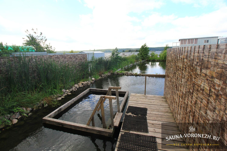 Баня Тихая пристань в Воронеже