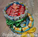 Конфетные букеты и композиции (наши работы) - Страница 2 B21bc9c047f8c0aebf9e09d27ff35787