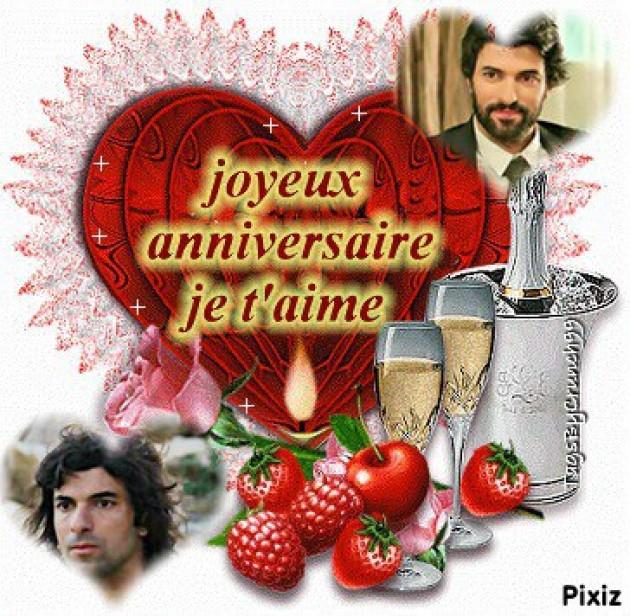 Смешные картинки, французская открытка с днем рождения мужчине