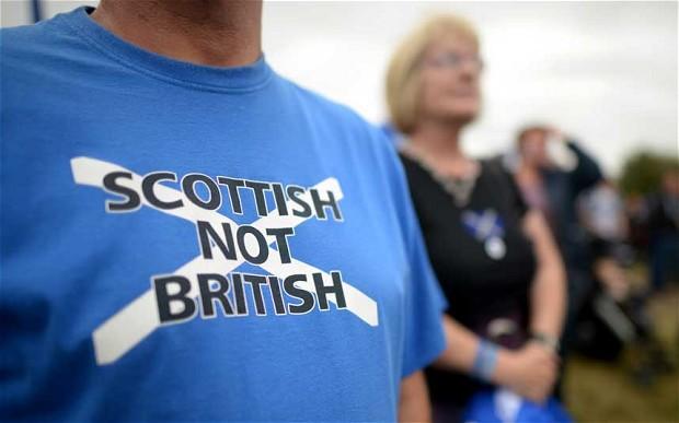 Шотландські націоналісти