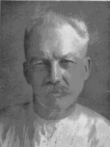 Портрет Миколи Макаренка. Фото невідомого автора (1930-ті роки).