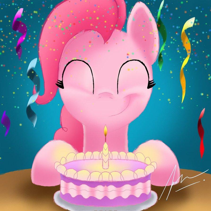 Открытка литл пони с днем рождения, выходных картинки