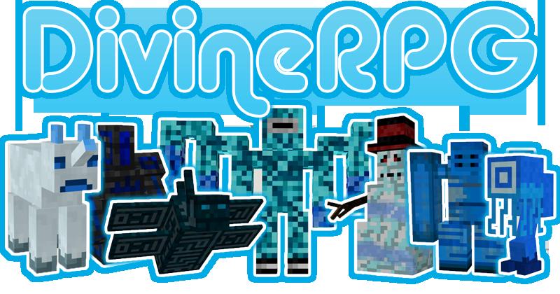 Divine RPG — Minecraft Wiki