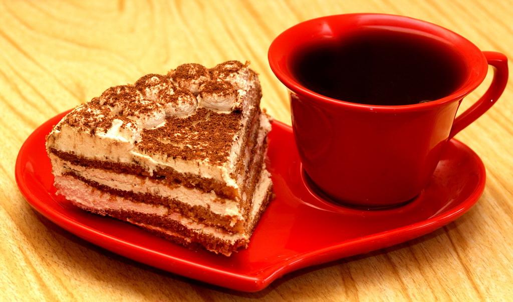 Картинка чаепития с тортиком, костанай