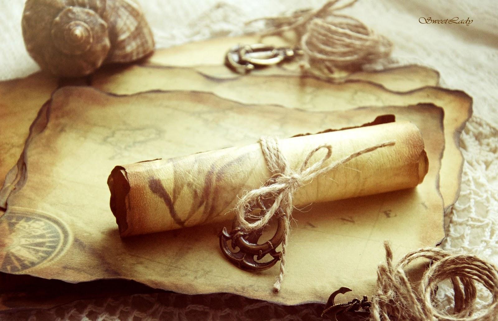 Волшебный свиток картинки