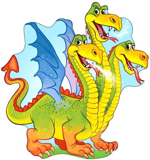 День, дракон картинки для детей