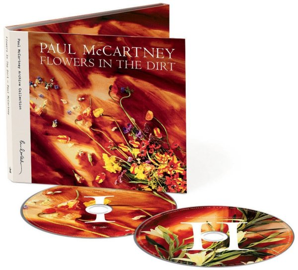 Paul McCartney - Flowers In The Dirt [2CD Special Edition] (2017/FLAC)