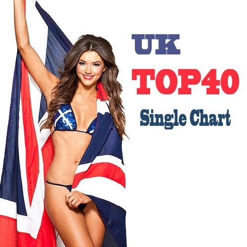 VA - The Official UK Top 40 Singles Chart [17.03] (2017)