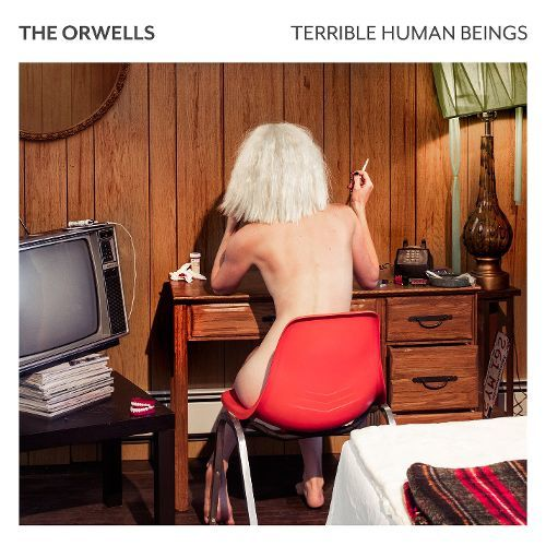 The Orwells - Terrible Human Beings (2017/FLAC) Japanese Edition