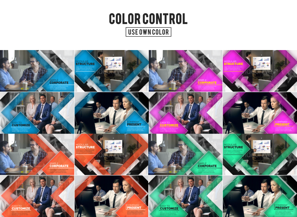 Videohive - Company Presentation 19630285 - Free Download
