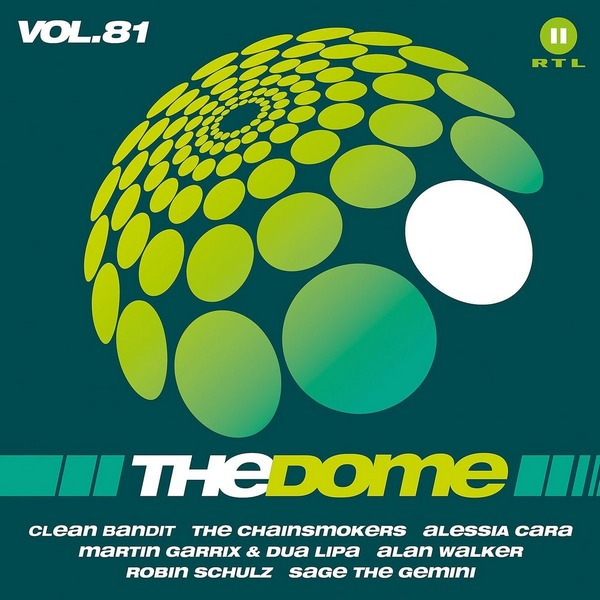 VA - The Dome Vol. 81 [2CD] (2017/FLAC)