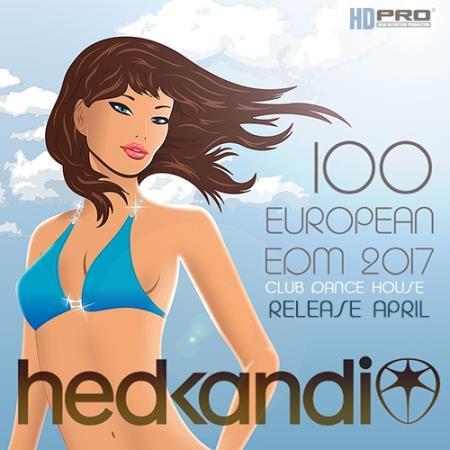 VA - Hedkandi: 100 European EDM (2017)