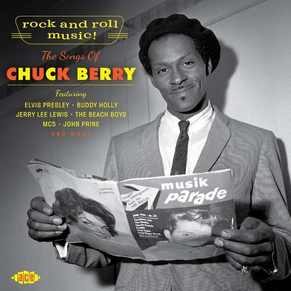 VA - Rock And Roll Music! The Songs Of Chuck Berry (2017)