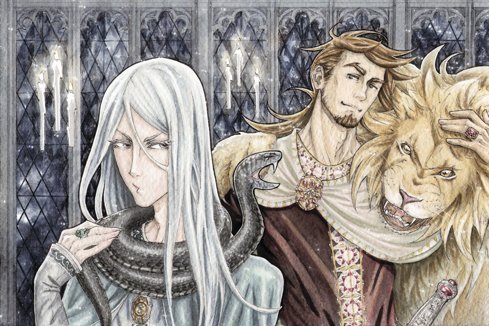 salazar_slytherin_and_godric_gryffindor_by_an_tian-db2e8ek.png