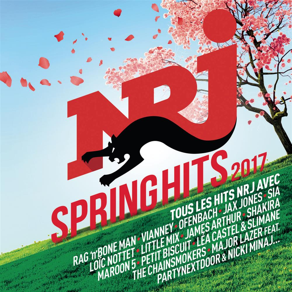VA - NRJ Spring Hits 2017 [3CD] (2017)