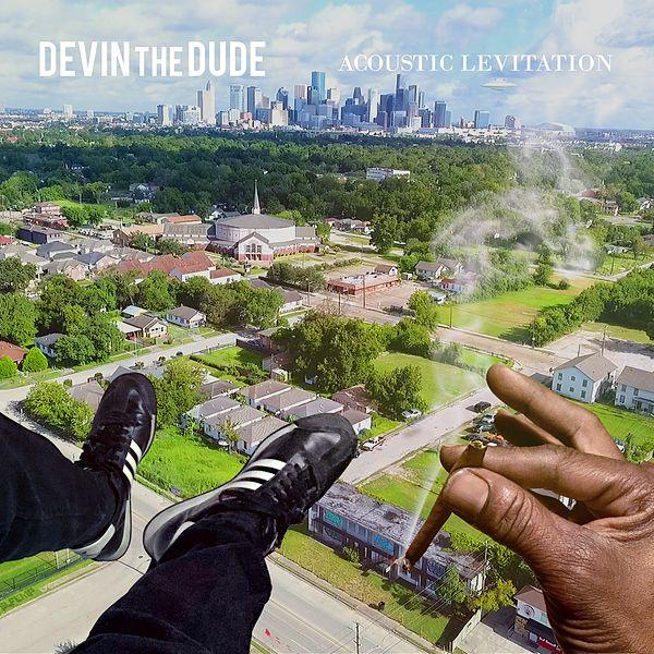 Devin The Dude - Acoustic Levitation (2017)