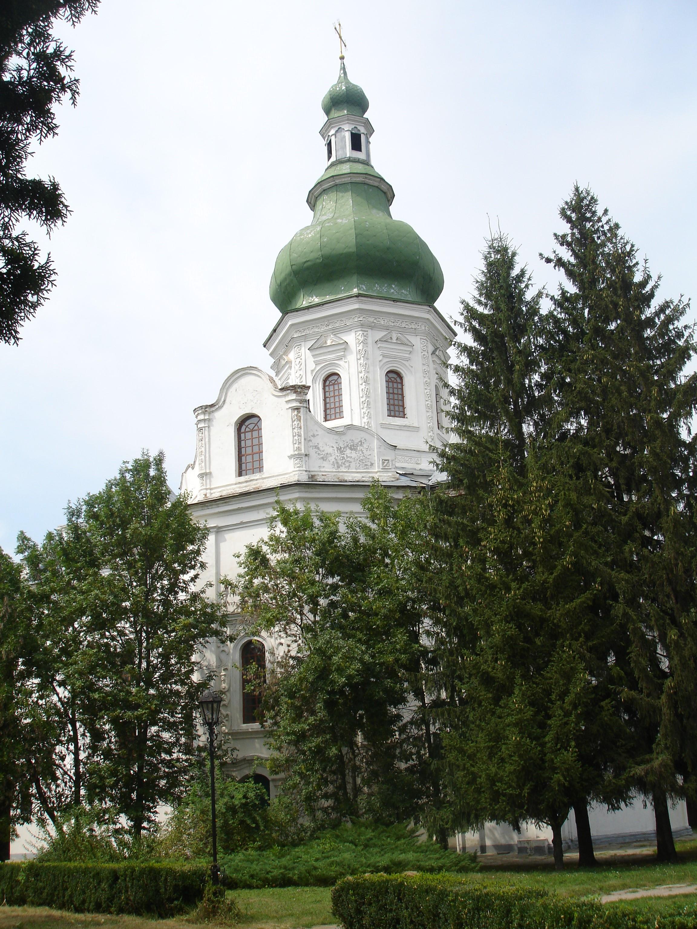 Переяслав-Хмельницький. Вознесенський собор