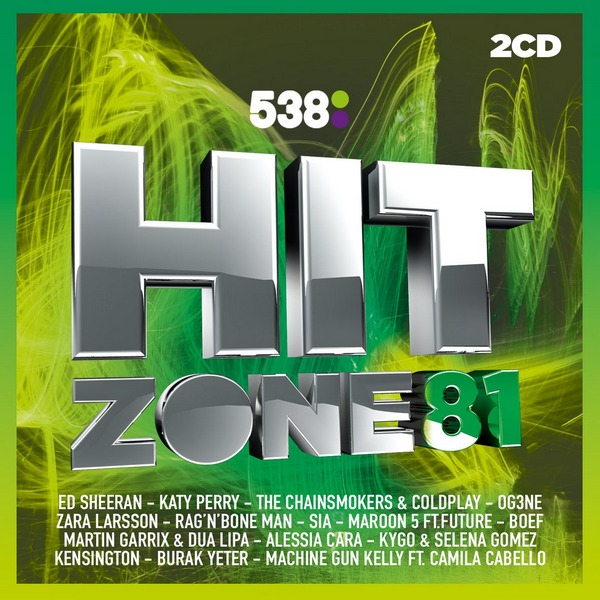 VA - Radio 538: Hitzone 81 [2CD] (2017/FLAC)