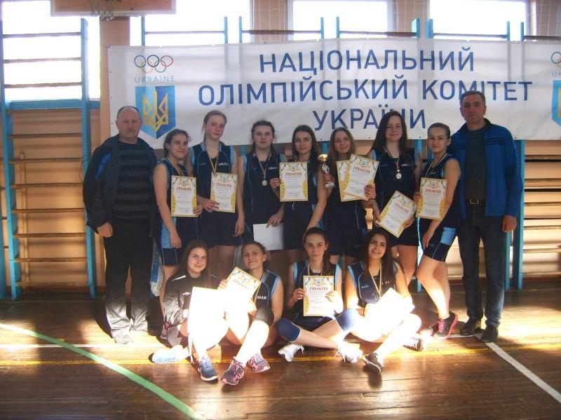 Уманські школярі – призери обласних змагань