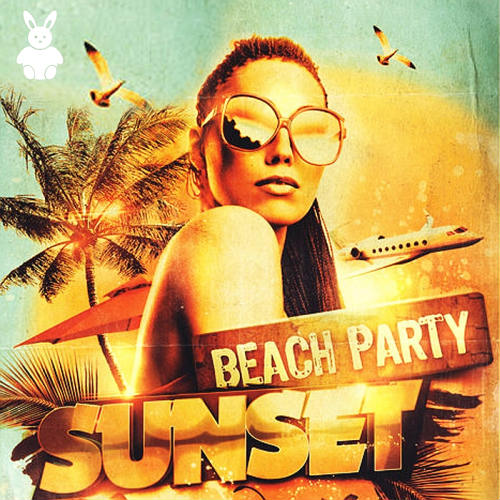 Beach Party Sunset (2017)