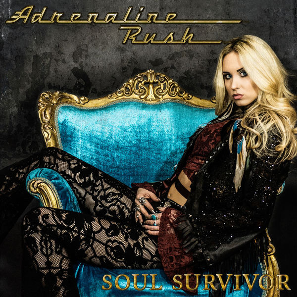 Adrenaline Rush - Soul Survivor (2017/FLAC)