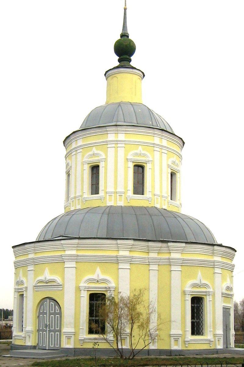 Село Китайгород, Миколаївська церква (1757 р.)