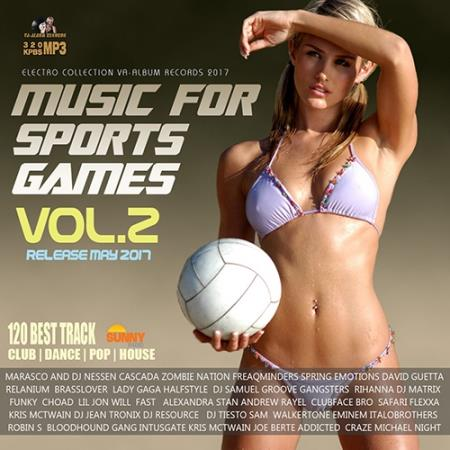 VA - Music For Sports Games Vol 2 (2017)