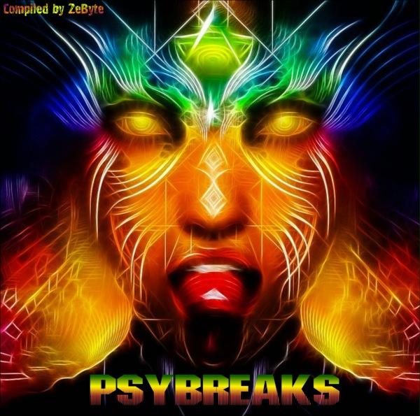 VA - Psybreaks [Compiled by Zebyte] (2017)