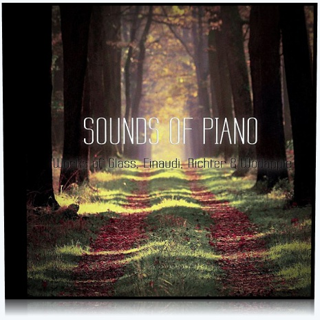 Out of Berlin & Luke Woodapple - Sounds of Piano (Works of Glass, Einaudi, Richter & Woodapple) (2017)