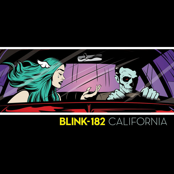 Blink-182 - California [Deluxe Edition] (2017)