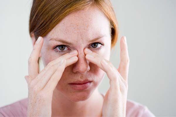отек слизистой при аллергии