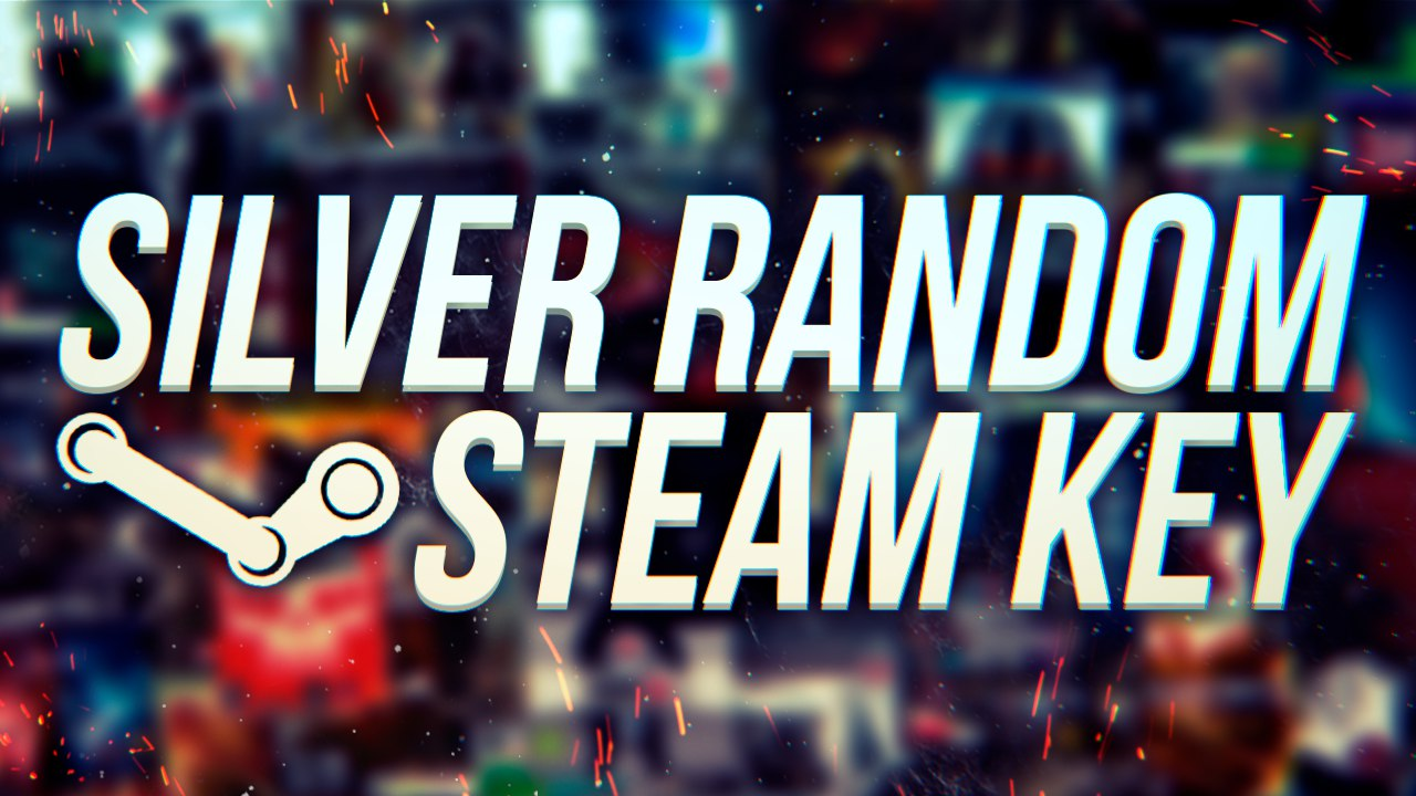 Купить RANDOM STEAM KEY SILVER