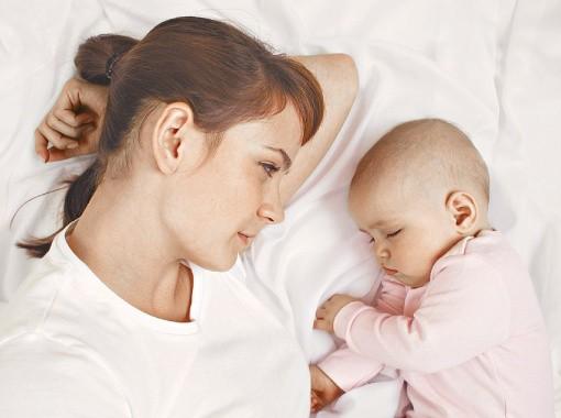 Причины детского храпа во сне