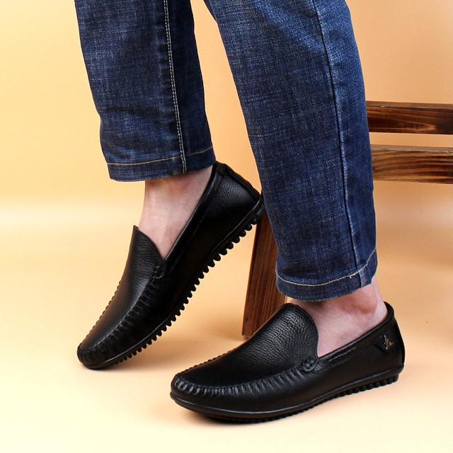 Мокасины – универсальная обувь на все случаи жизни