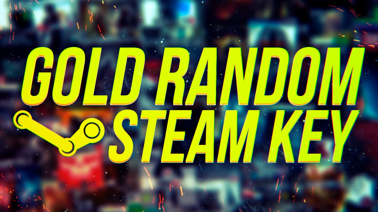 RANDOM STEAM CD KEY ОТ 219 РУБ