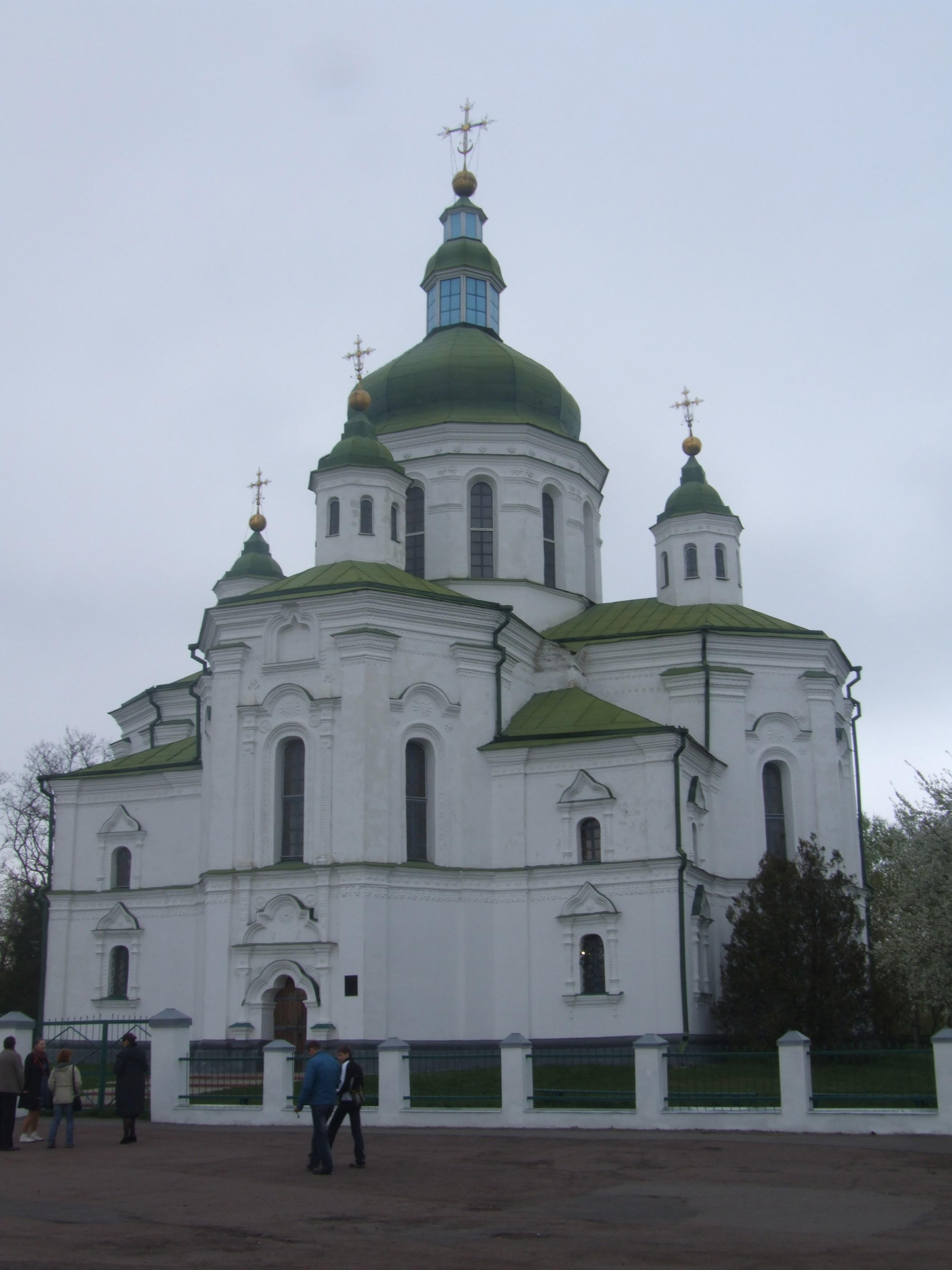 Спасо-Преображенська церква (1732?)