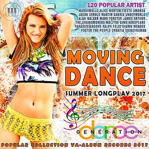 VA - Moving Dance: Summer Longplay (2017)