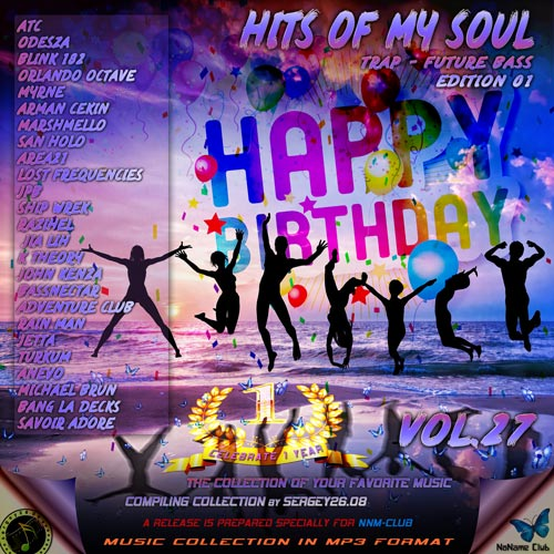 VA - Hits of My Soul Vol. 27 (2017)