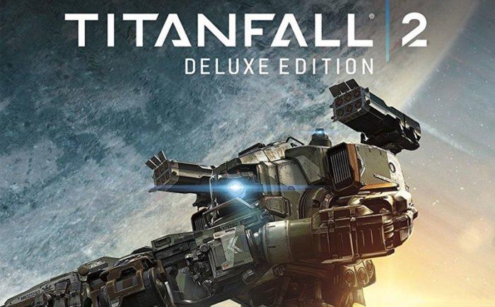 Купить Titanfall 2 Deluxe Edition