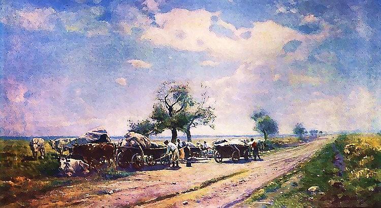 Сергій Васильківський (близько 1900)