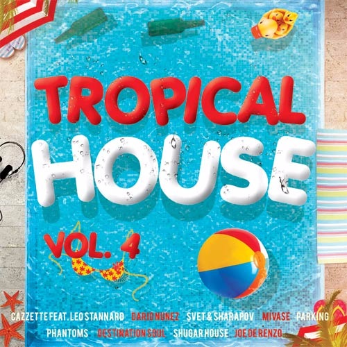Сборник - Tropical House Vol.4 (2017)