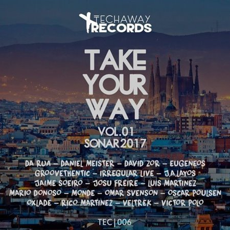 VA - Sonar 2017/Take Your Way 01 (2017/FLAC)