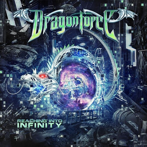 Dragonforce - Reaching into Infinity (2017/FLAC)