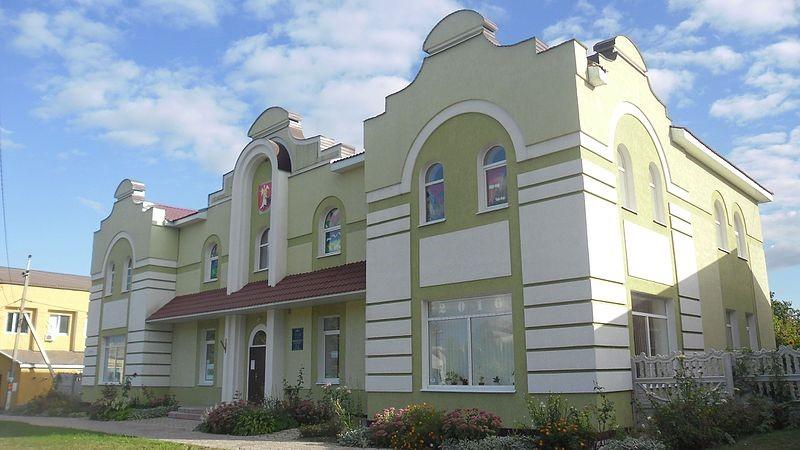 Гадяцький історико-краєзнавчий музей. newssky.com.ua