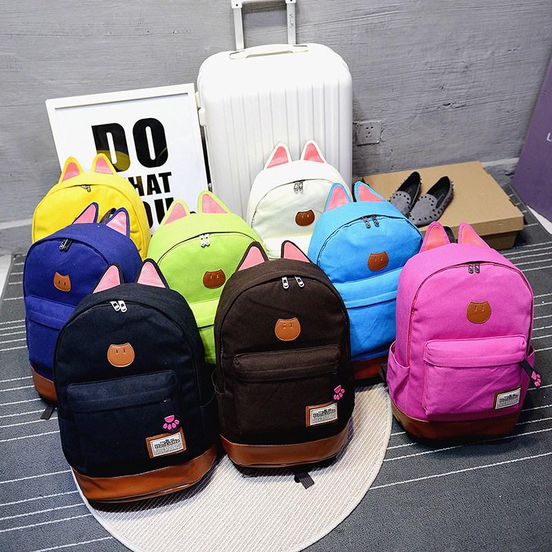 Рюкзак с ушками от интернет-магазина Delevana, фото-1