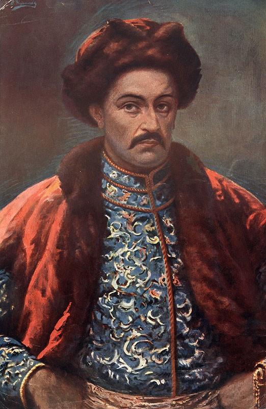 Осип Курилас (1909). Портрет Івана Мазепи.