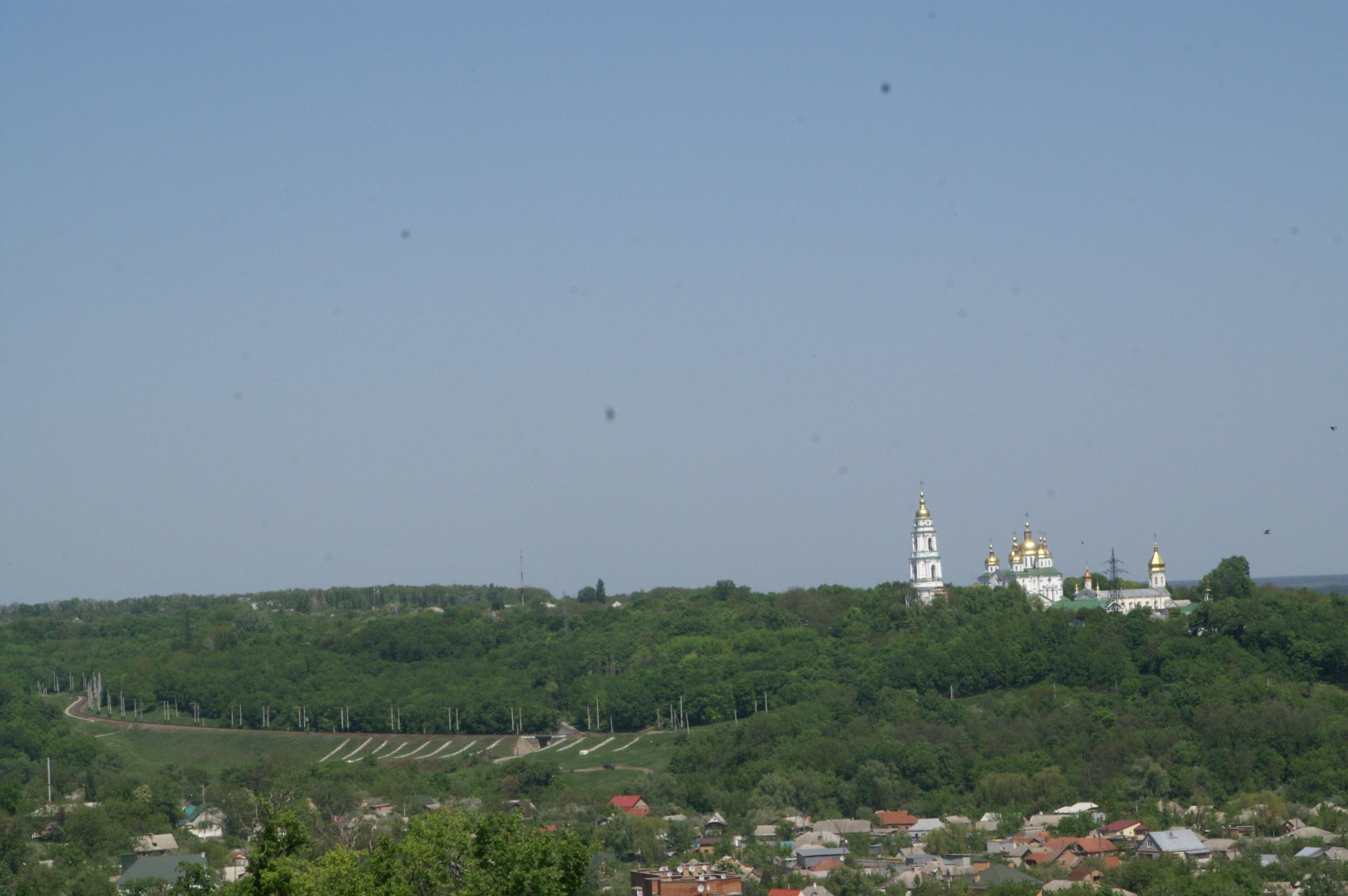 Aрхітектурний ансамбль Полтавського Хрестовоздвиженського монастиря